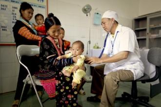 Viêm phổi và tiêu chảy gây tử vong cho 1,4 triệu trẻ em mỗi...